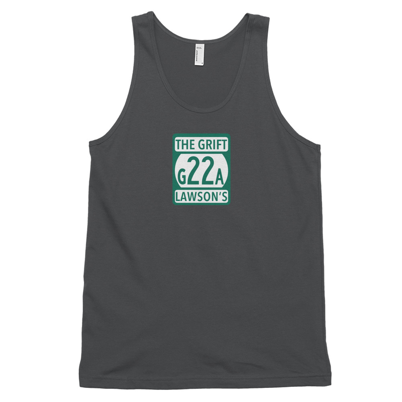 G22A Unisex Tank Top (Made in USA!)