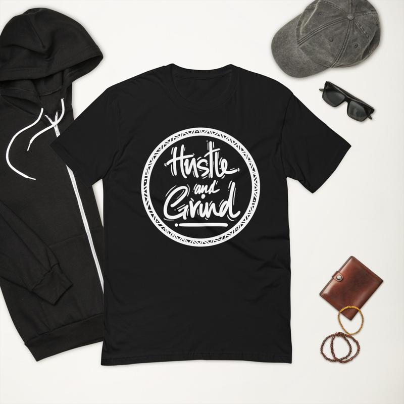 'Hustle & Grind' Unisex T-shirt