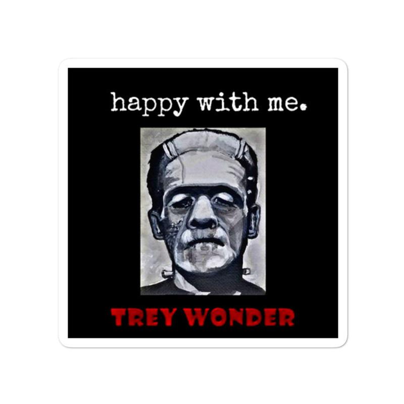Trey Wonder - happy with me