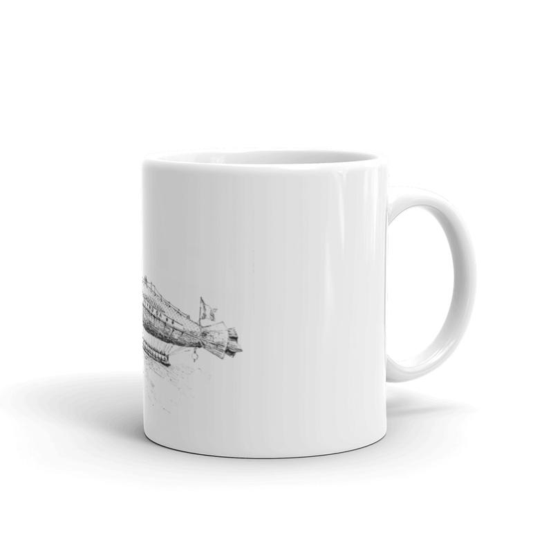 Moonship Mug