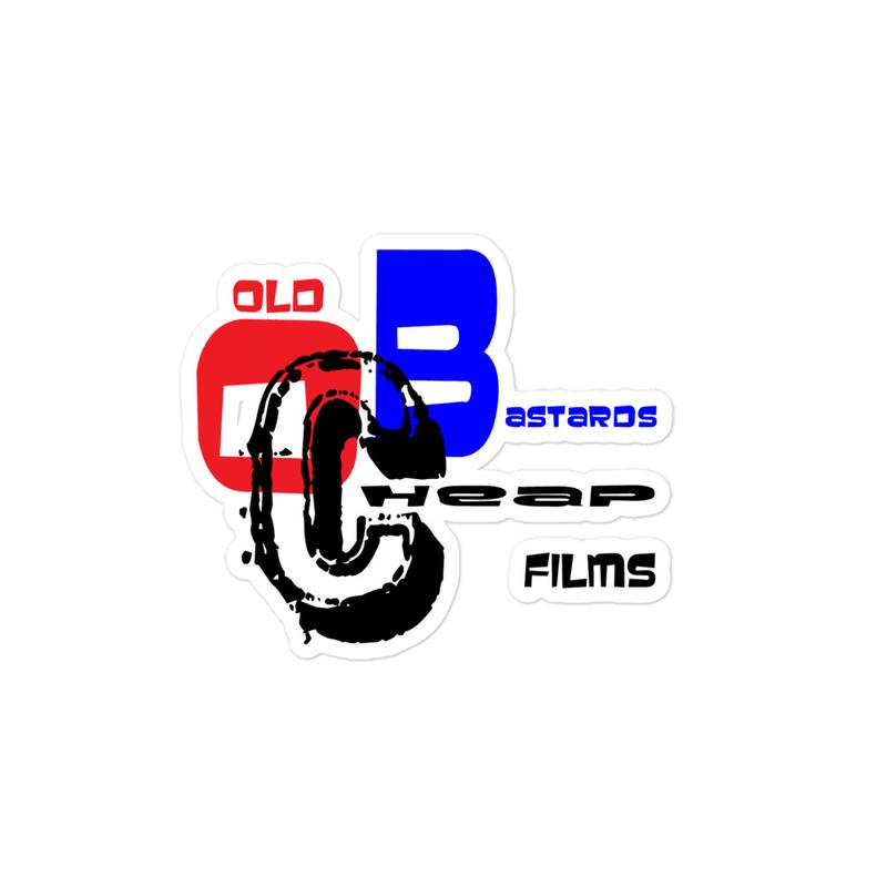 OCB-Film LOGO - Bubble-free stickers