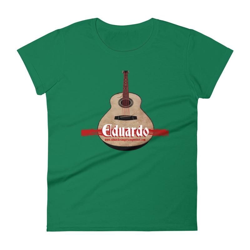 Eduardo Logo Women's short sleeve t-shirt