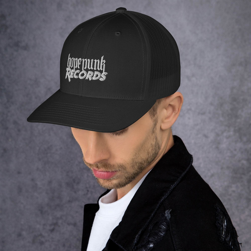 Trucker Cap - HopePunk Records