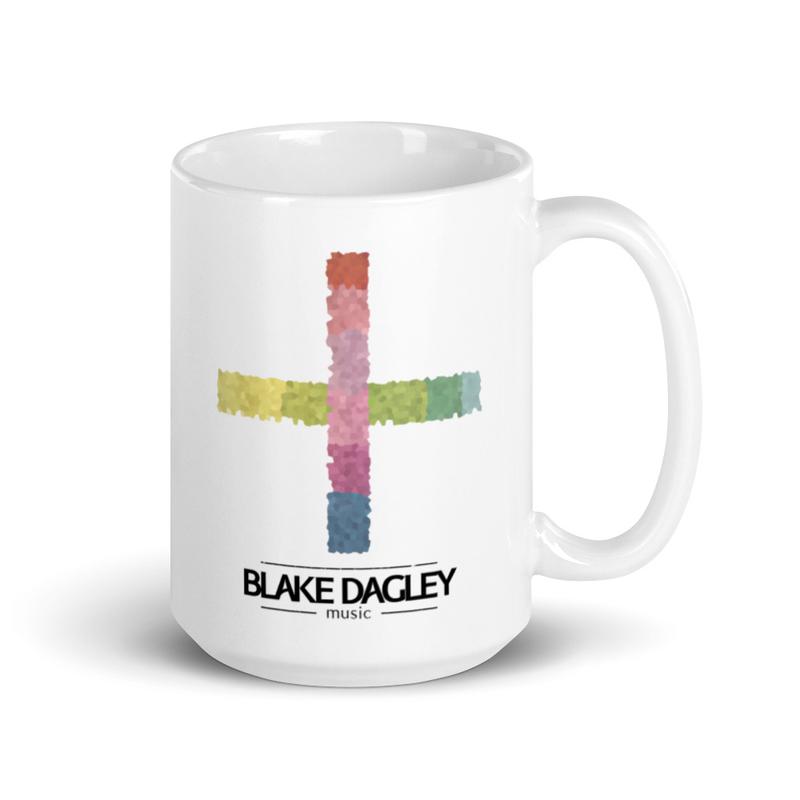 Mug with By This Faith Logo