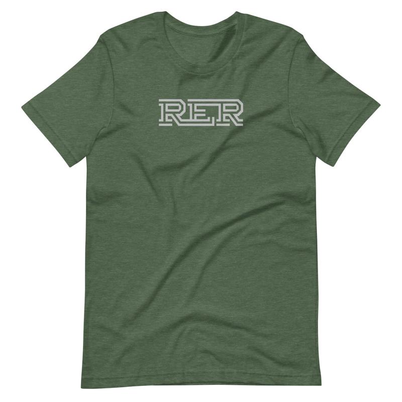 Rer - Short-Sleeve Unisex T-Shirt