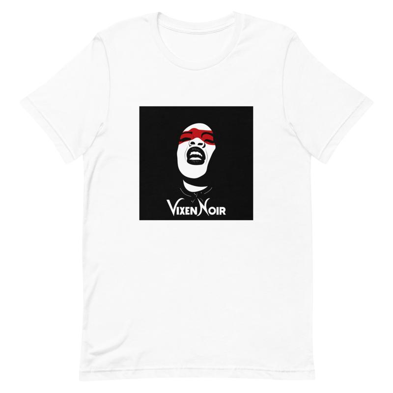 Logo Collection - VN Logo Unisex T-Shirt-Wht/Wht