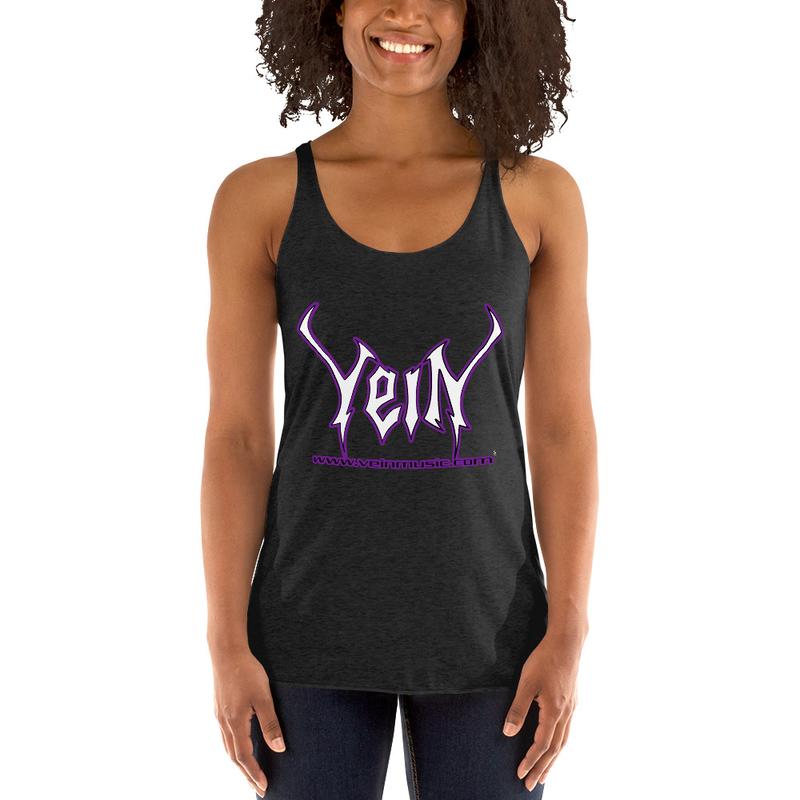 VeiN Purple Women's Razorback Tank Top
