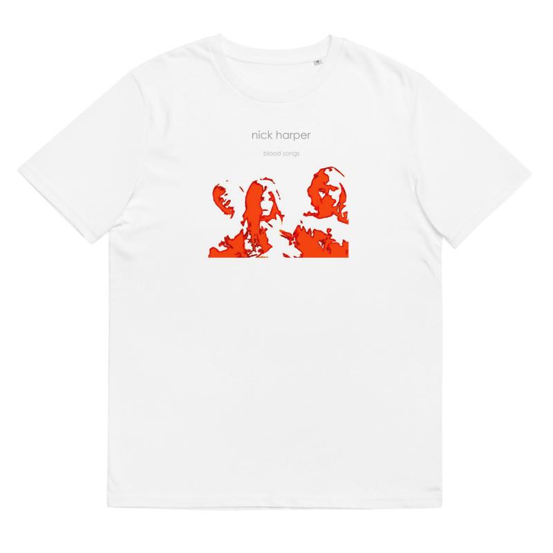 Blood Songs organic cotton t-shirt