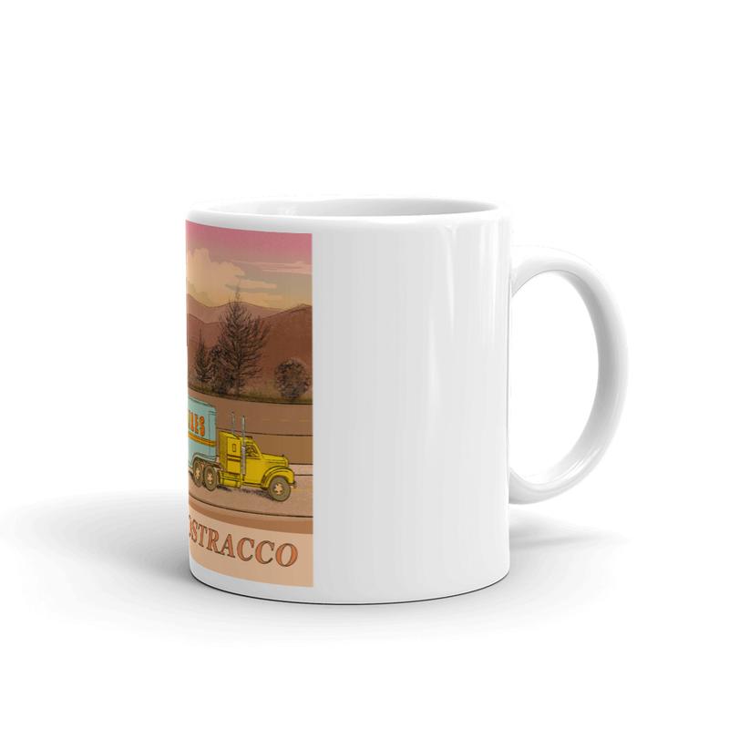 Mug 100 Miles