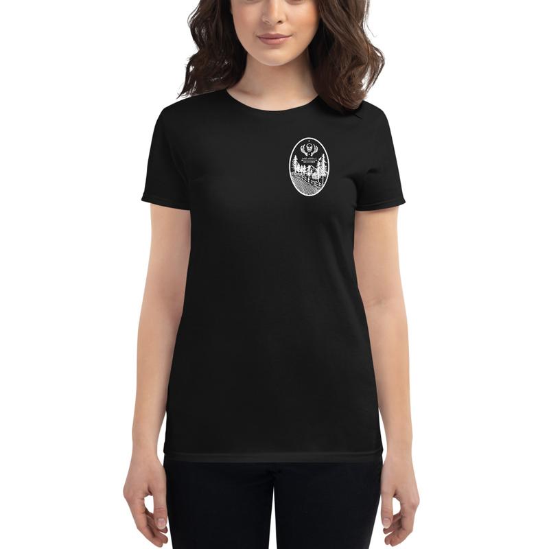 Grave Digger Woman's Lyric Shirt