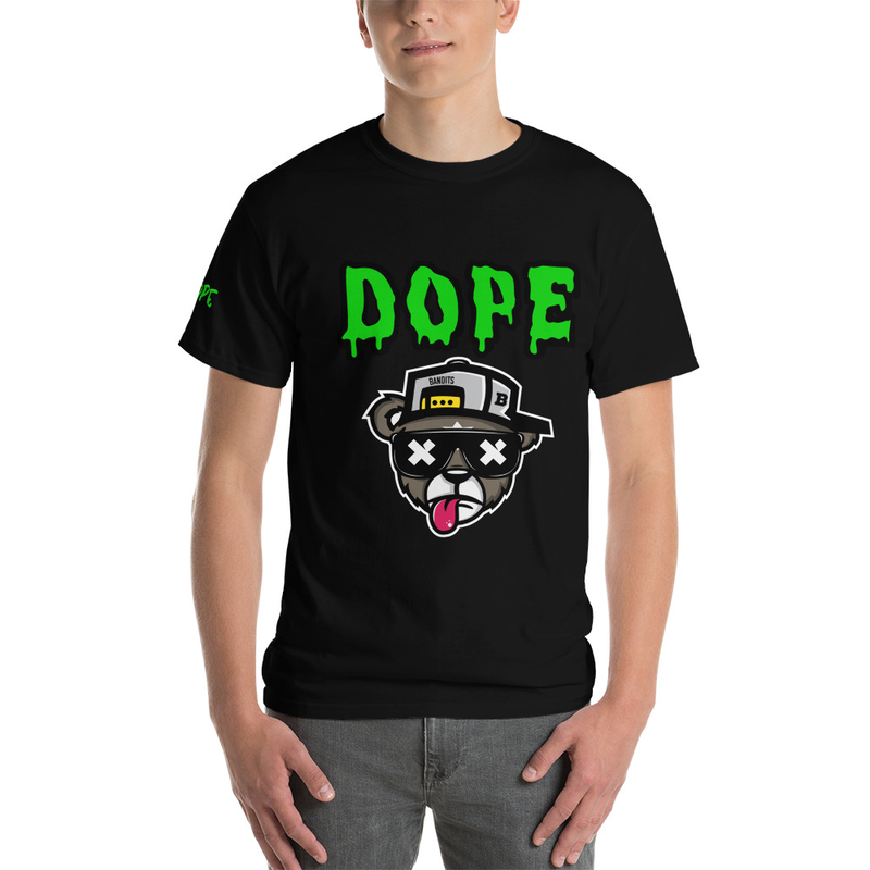 Slimed Out Dope Bear T-Shirt