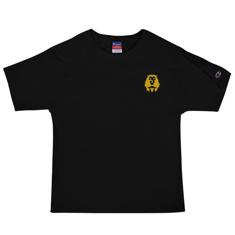 Lion & Lamb Men's Champion T-Shirt