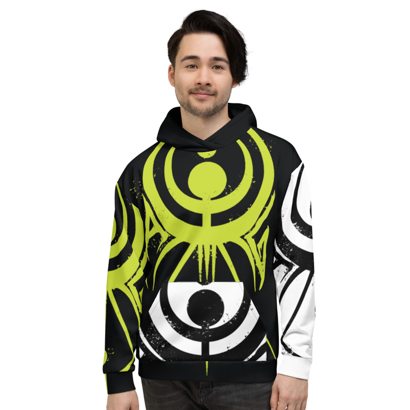 Ultra Black hoodie