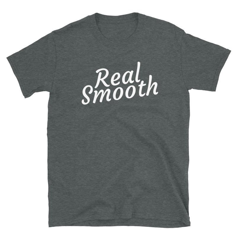 Real Smooth Logo - T-Shirt
