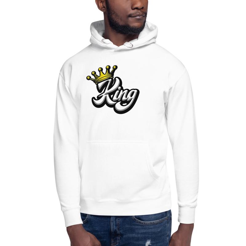 King (Unisex Hoodie)