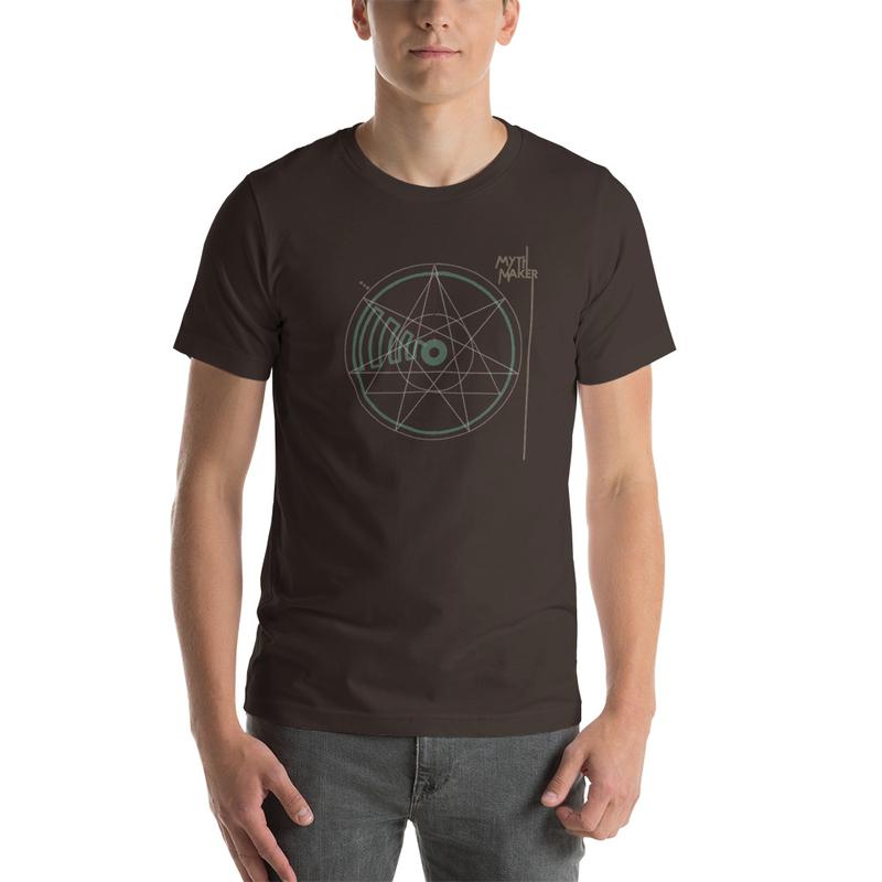 Crop Circle men's t-shirt
