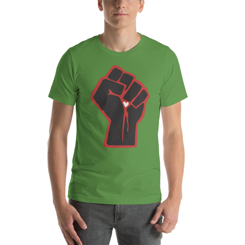 Casanova Fist Of Love Short-Sleeve Unisex T-Shirt