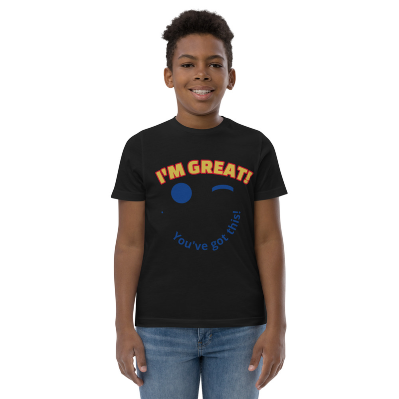 I'M GREAT Jersey T-Shirt
