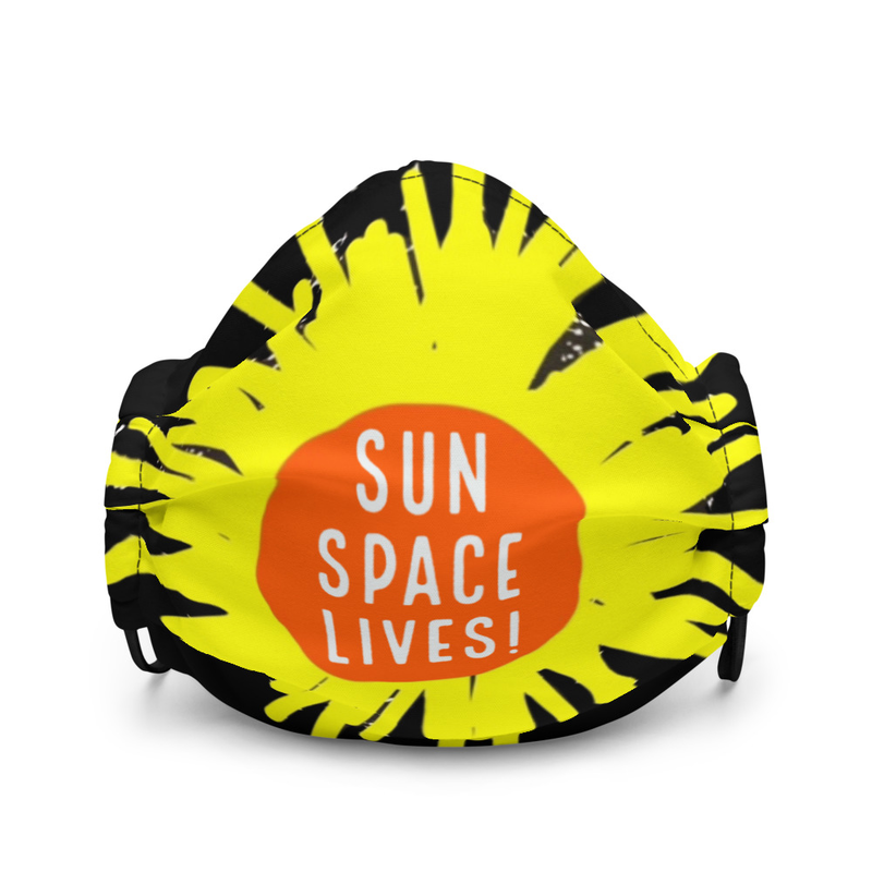 Sun Space Lives Mask