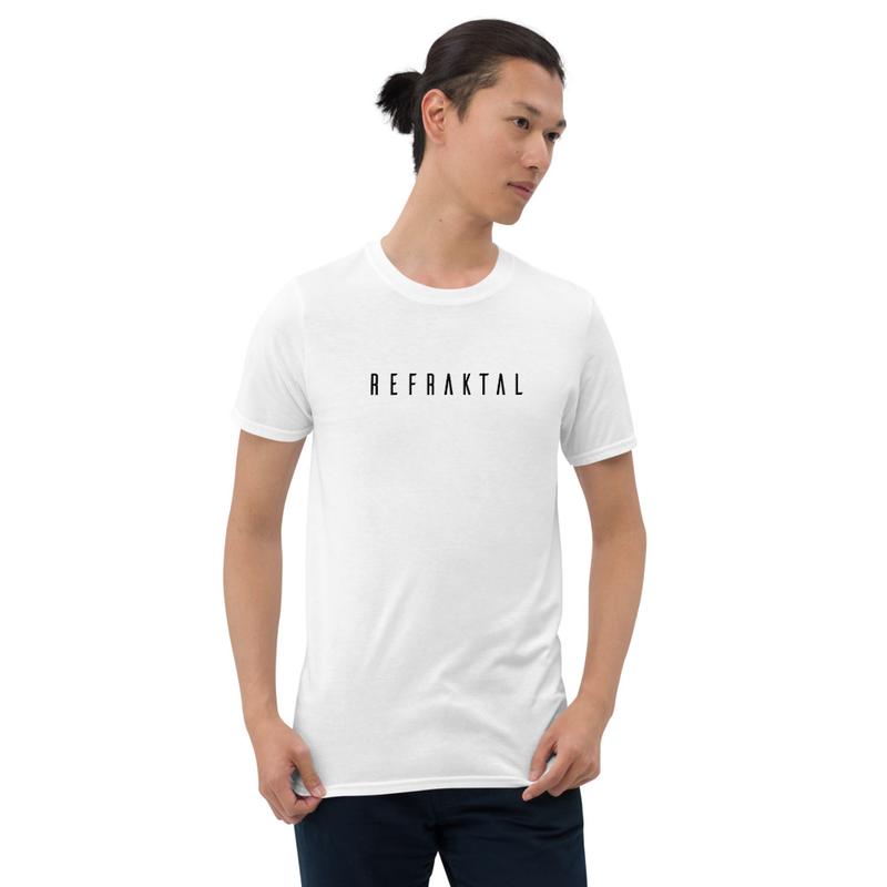 Refraktal Unisex Shirt (White or Gray)