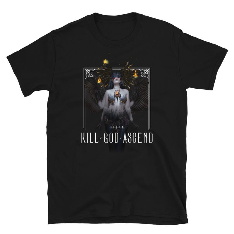 SHIV-R - Kill God Ascend Tee