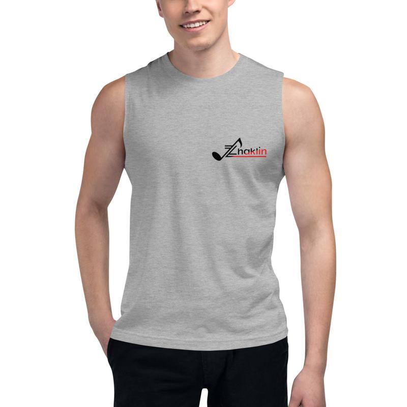 Zhaklin Logo Muscle Shirt