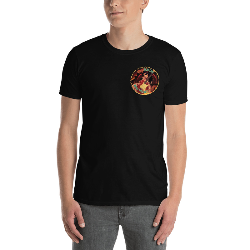 What The Hell Redux Short-Sleeve Unisex T-Shirt