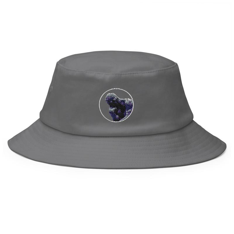 Pensador Logo - Old School Bucket Hat