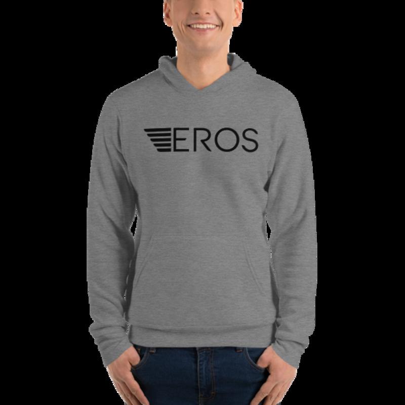 Eros Unisex hoodie mockup