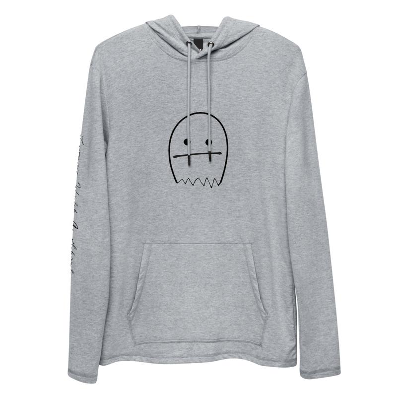 Ghosts Unisex Lightweight Hoodie