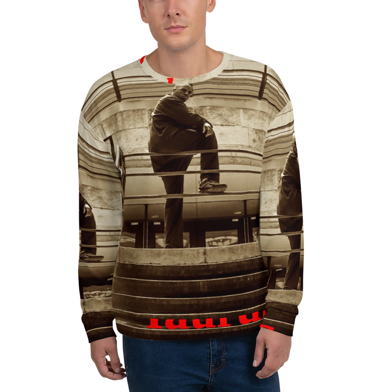 On The Deck Unisex Sweatshirt