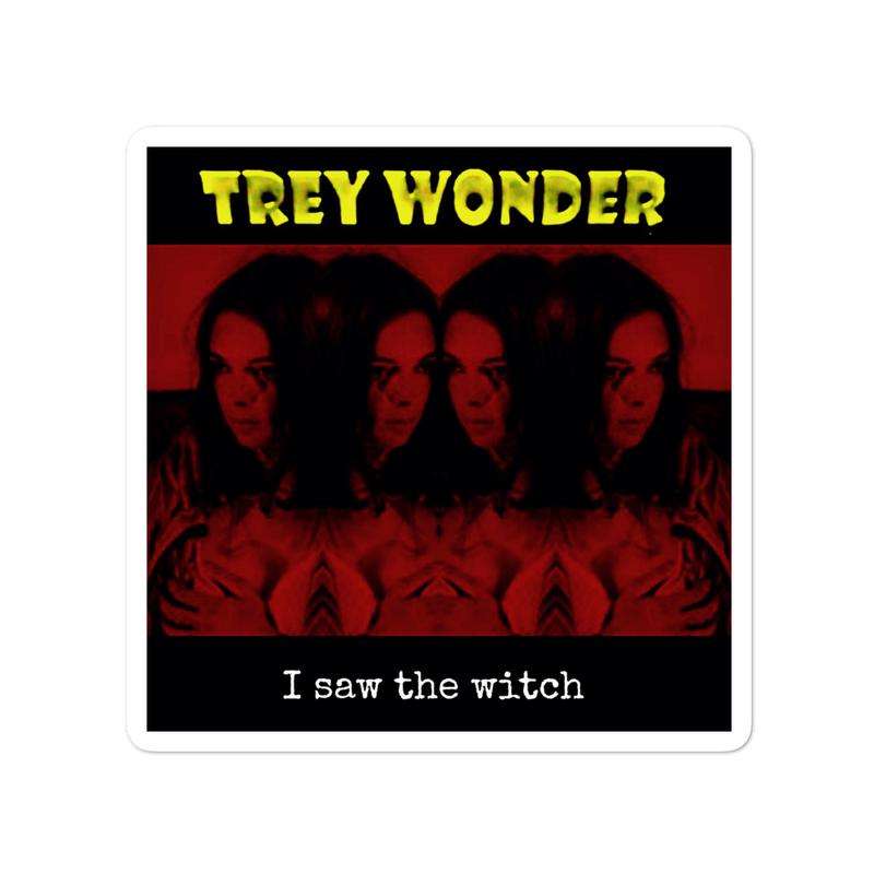 Trey Wonder - i saw the witch