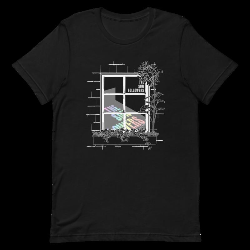 Refracted Light Unisex T-Shirt