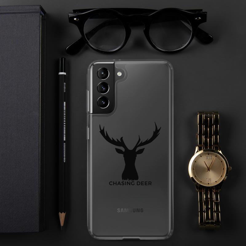 Deer Logo Samsung Case