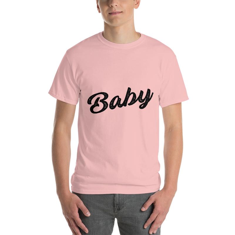 "Adult ""Baby"" Unisex T"