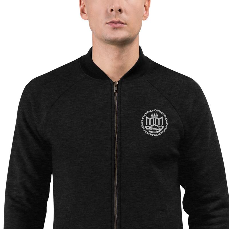 BomBer Jacket - MANi$H Logo