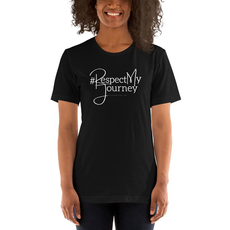 # RespectMyJourney Short-Sleeve Tee (Unisex)