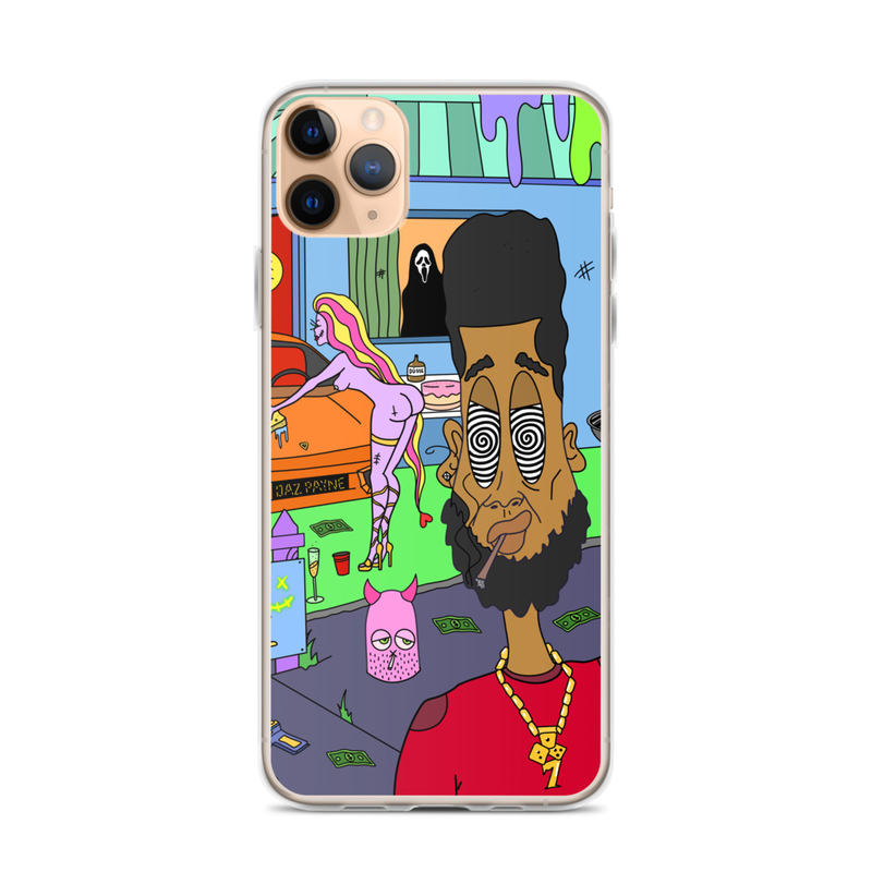RBT Artwork iPhone Case