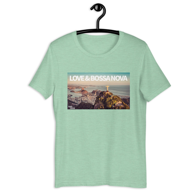 Cristo & Sugarloaf - Love & Bossa Nova Shirt
