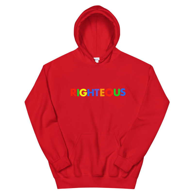 Righteous Hoodies (Unisex)