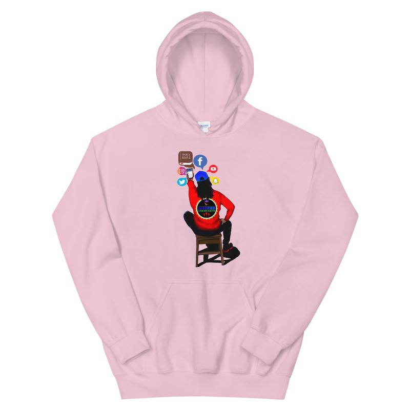 Online life hoodies