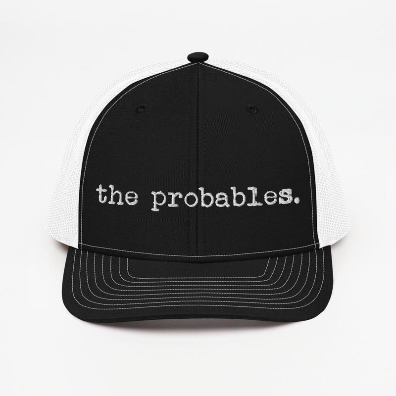 the probables. Mesh Cap