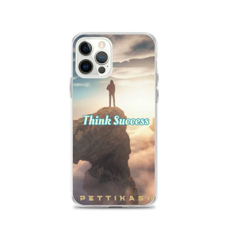iPhone Case Pettikash 'Think Success'