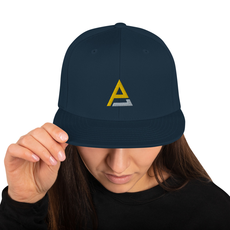 Alpha Snapback Hat
