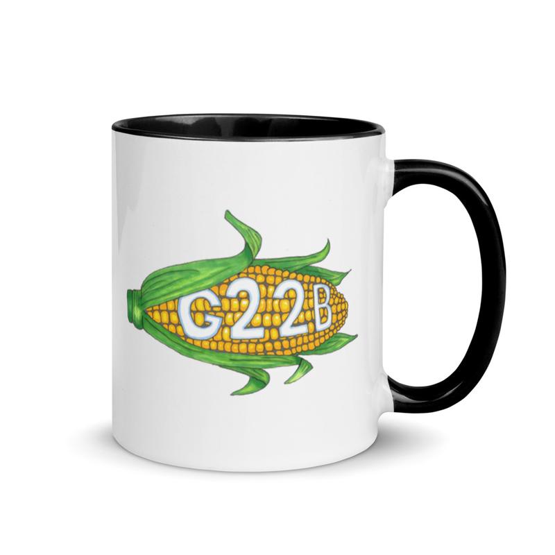 G22B Mug with Color Inside