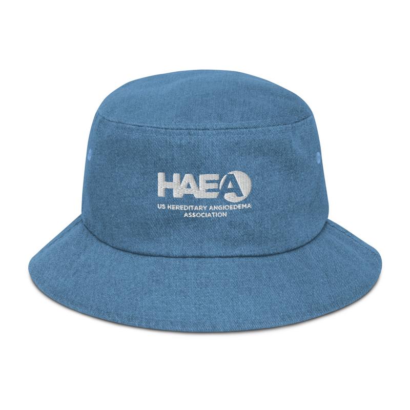 Apparel - HAEA Denim bucket hat
