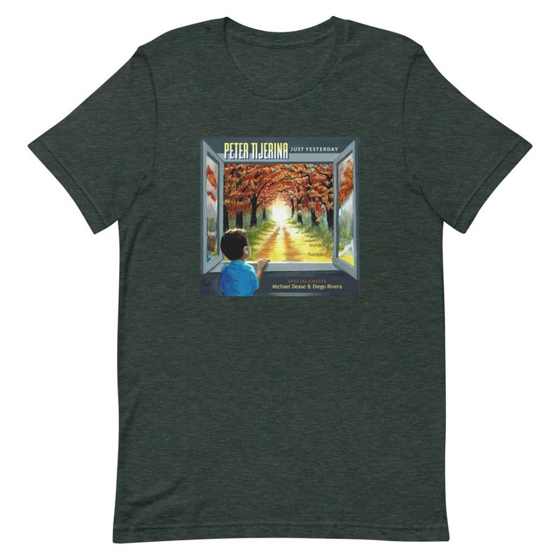 Short-Sleeve T-Shirt (Darker colors)