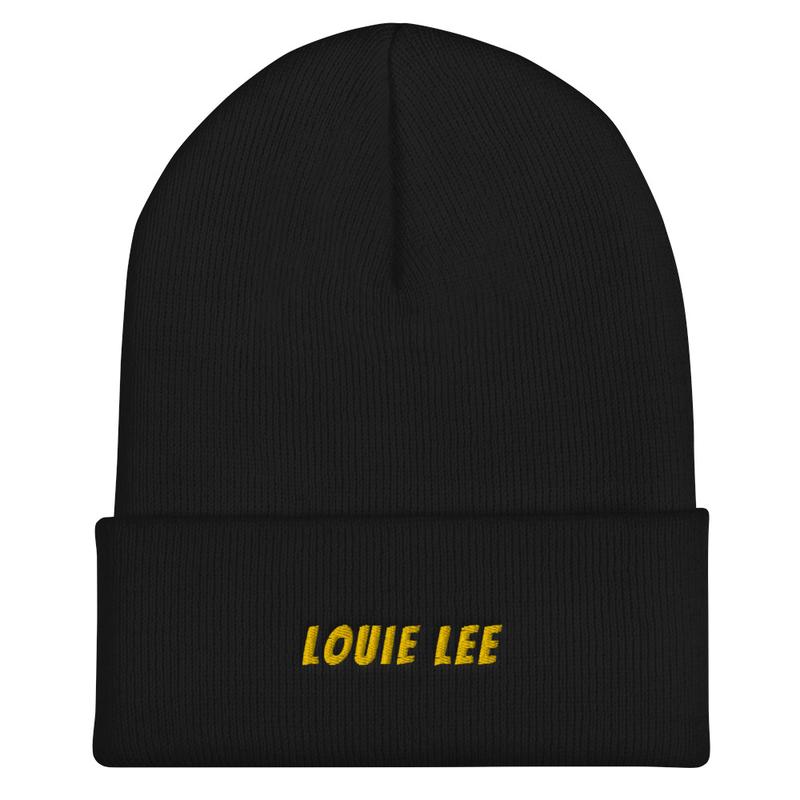 Louie Lee Cuffed Beanie