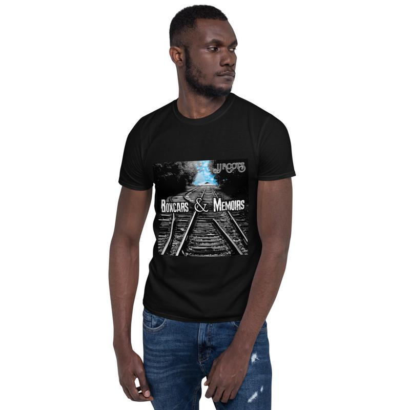 Boxcars & Memoirs Tour Unisex T-Shirt