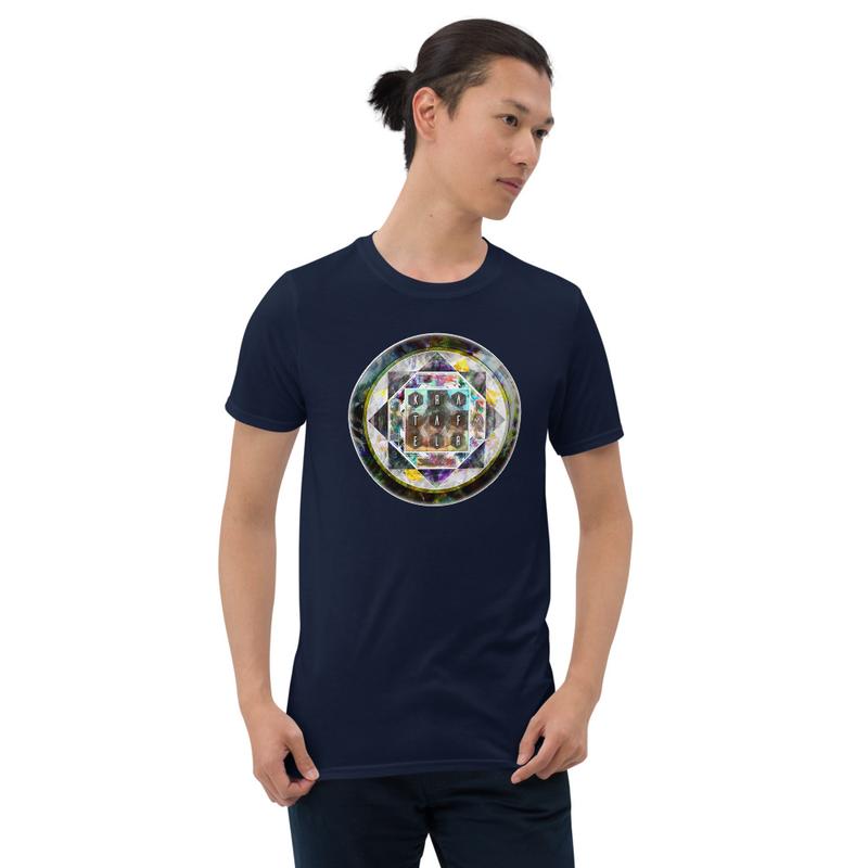 Refraktal Mandala Affect Shirt